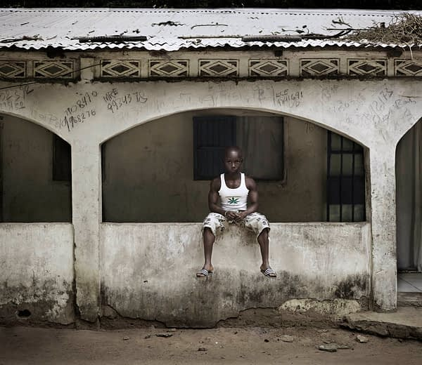 Kurt Stallaert Gambia