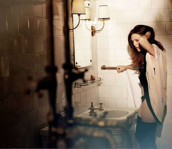 Julianne Moore – Black Book By Serge Leblon