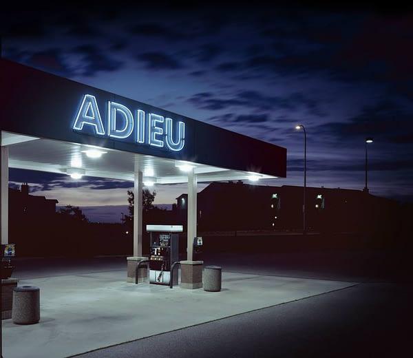Renault – Adieu